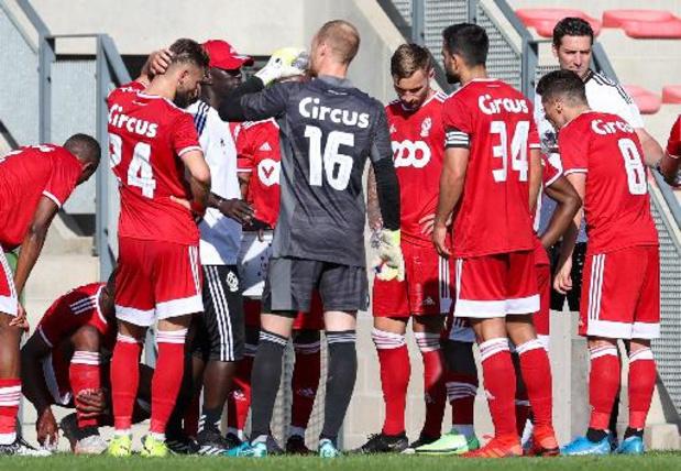 Jupiler Pro League - Standard geeft riante voorsprong uit handen tegen Rennes