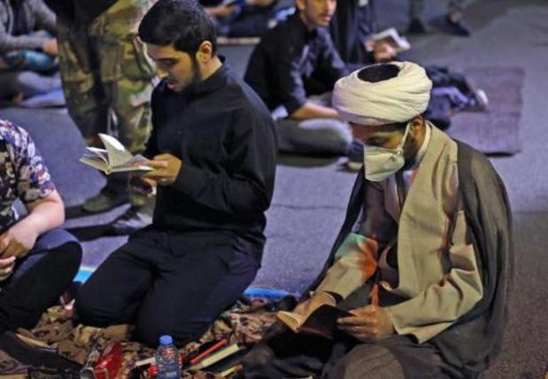 Laagste aantal doden in Iran in meer dan twee maanden