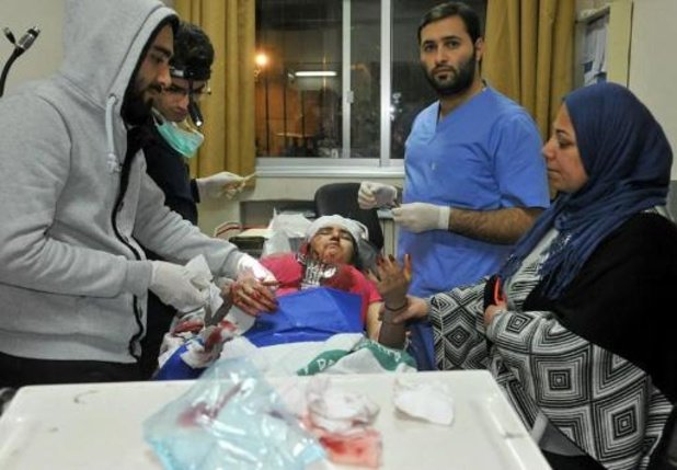 Zeven buitenlandse soldaten omgekomen bij Israëlische bombardementen op Damascus