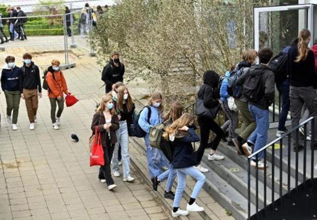 Les étudiants ne seront pas obligés de se vacciner pour la rentrée académique