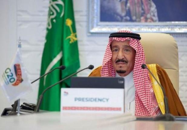 Saoedi-Arabië roept G20 op tot gezamenlijk klimaatbeleid