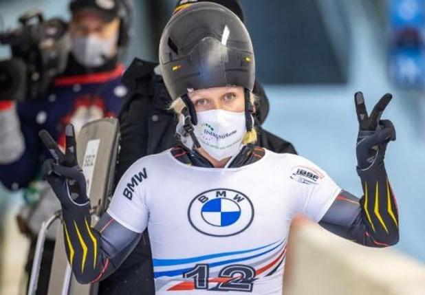 Kim Meylemans wordt achtste in Königssee
