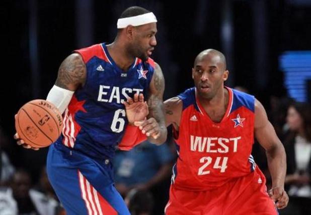 """Décès de Kobe Bryant: LeBron James """"anéanti et le coeur brisé"""""""