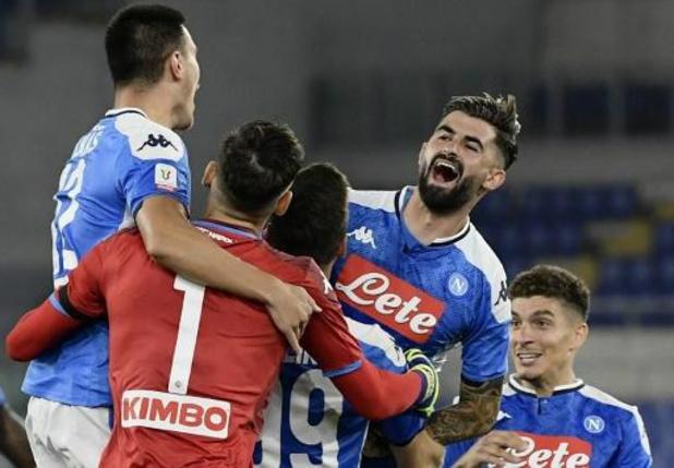 Coronavirus - Départ de Naples bloqué, le match contre la Juventus menacé