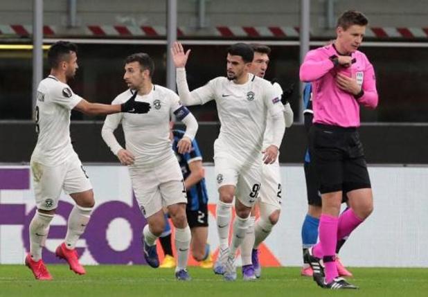 Ludogorets is voor de negende keer op rij kampioen van Bulgarije