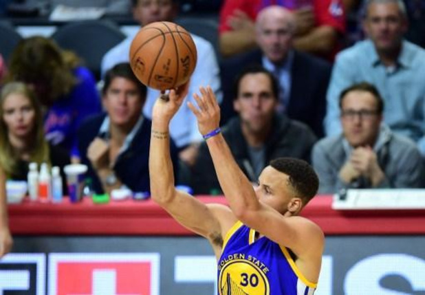 NBA - Steph Curry et les Warriors mangent les Clippers