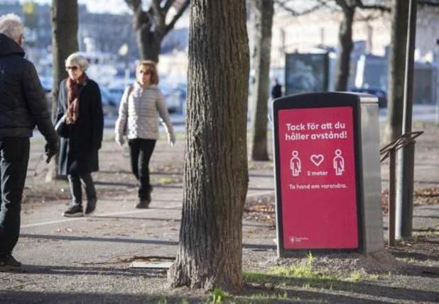 La Suède épinglée pour sa gestion de l'épidémie dans les maisons de retraite