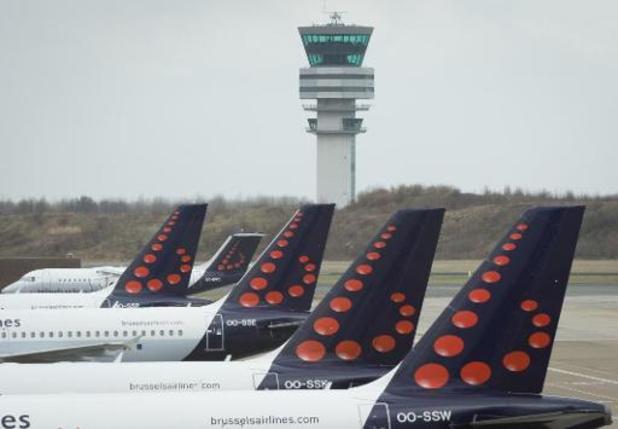 Brussels Airlines réduit ses vols en Europe de 23%