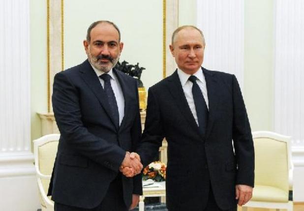 Armenië roept Azerbeidzjan op om krijgsgevangenen vrij te laten
