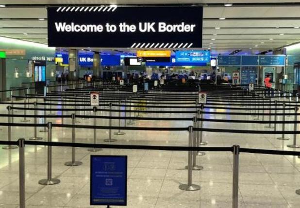 Verenigd Koninkrijk sluit grenzen voor reizigers uit Zuid-Amerika en Portugal