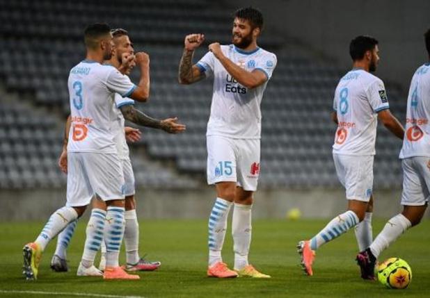 Le match d'ouverture prévu vendredi entre Marseille et Saint-Étienne reporté