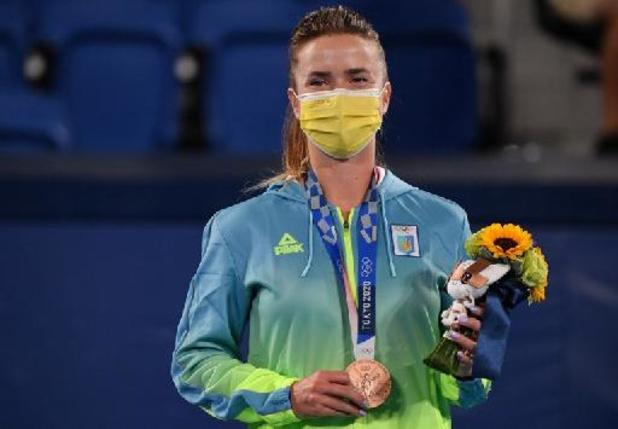WTA Chicago - Svitolina haalt de buit binnen in Chicago