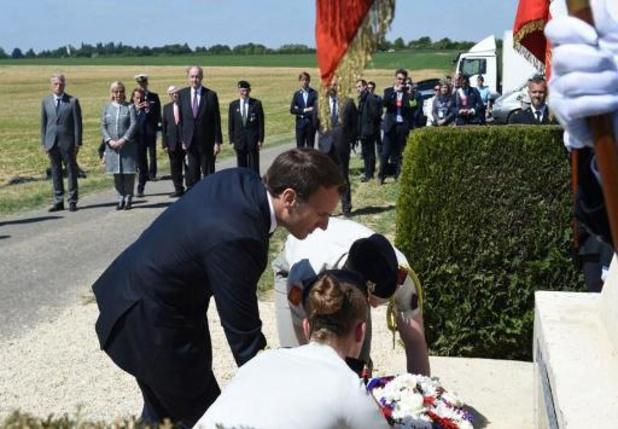 Frankrijk start herdenkingsjaar van De Gaulle