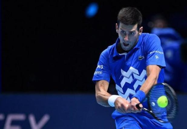 Djokovic hoopt op medewerking van Australische autoriteiten