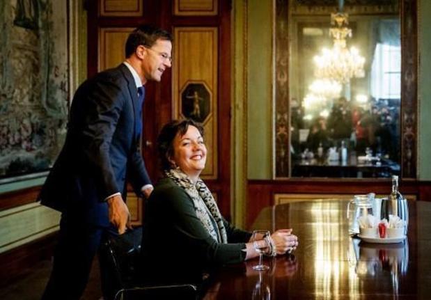 Tamara van Ark (VVD) en Wouter Koolmees (D66) nieuwe verkenners