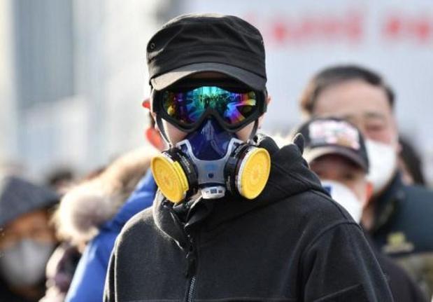 Aantal nieuwe coronagevallen in Zuid-Korea hoger dan in China