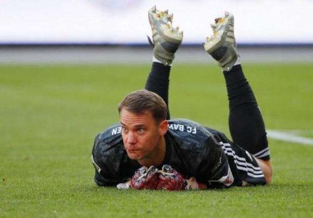 Manuel Neuer prolonge son contrat jusqu'en 2023 avec le Bayern Munich