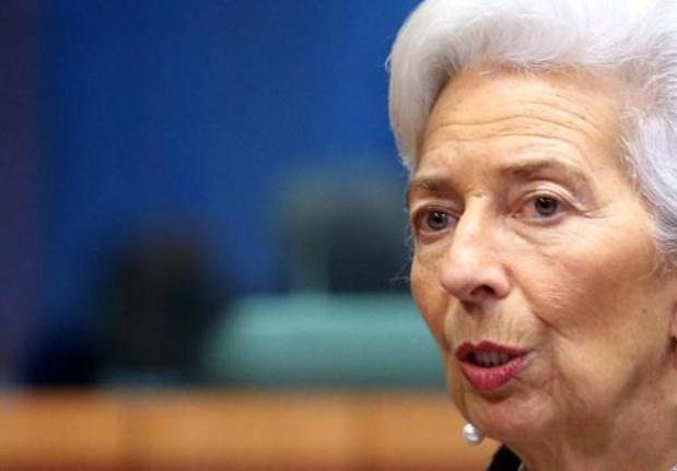 ECB-voorzitster Lagarde roept op tot solidariteit in open brief