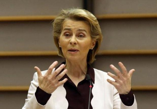 """EU vraagt """"exacte"""" telling van de stemmen"""