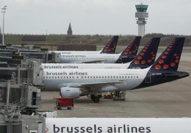 Brussels Airlines voert morgen alle vluchten uit