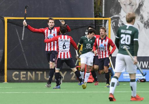 Belgian Men Hockey League - Le Léo, vainqueur 5-3 du Watducks, aligne sa 7e victoire de rang