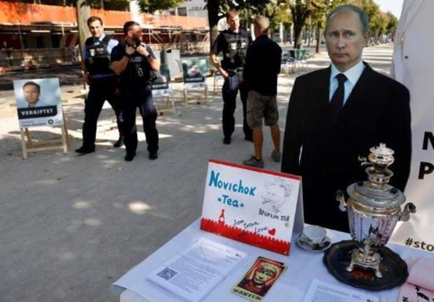 Des avoirs de Navalny gelés par les huissiers russes
