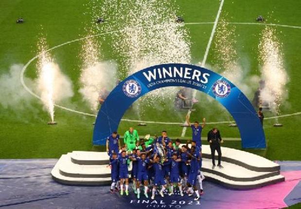 """Ligue des Champions - """"On a écrit l'histoire"""", s'est réjoui Azpilicueta, capitaine de Chelsea"""