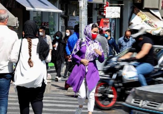 L'Iran franchit la barre des 80.000 décès