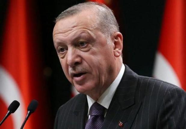 Erdogan: 'Biden heeft bloed aan zijn handen vanwege steun aan Israël'