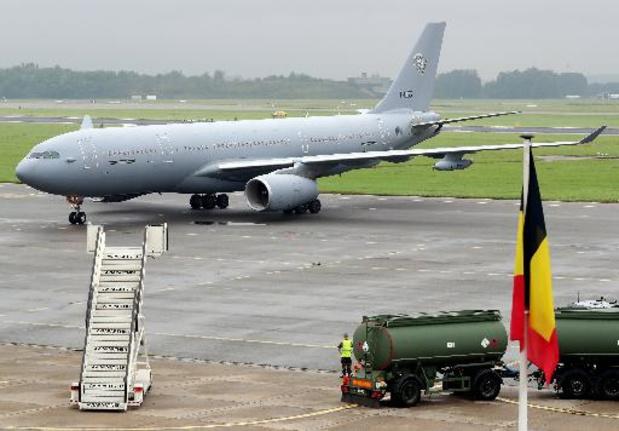 Tweede evacuatievlucht aangekomen in België