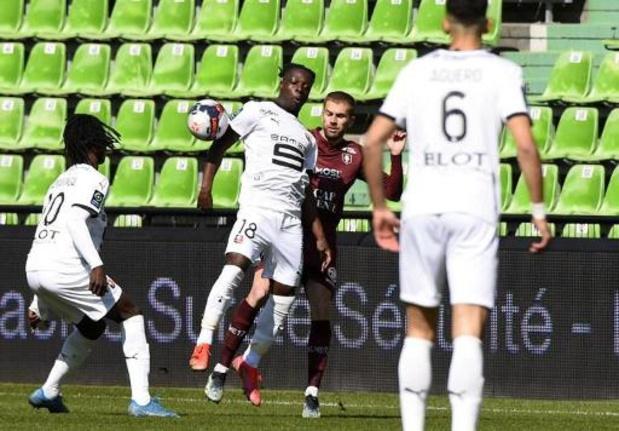 Doku battu par Saint-Etienne, défaite aussi pour Nainggolan