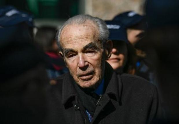 """France: 40 ans après, Badinter appelle à l'abolition """"universelle"""" de la peine de mort"""