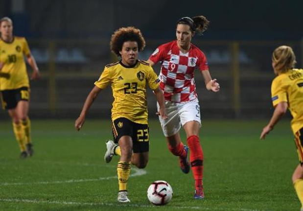Voetbalsters vragen in open brief meer solidariteit van mannelijke besturen en spelers