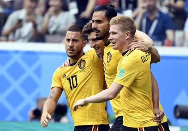 The Best FIFA Football Awards - Hazard en De Bruyne hopen op plaats in Wereldelftal van het Jaar