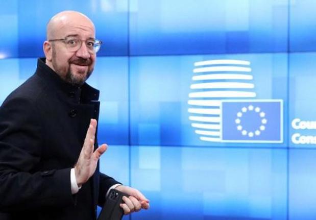 Pessimisme over slaagkansen Europese top na eerste gedachtewisseling over voorstel Michel