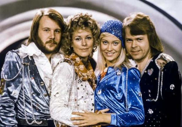 Waterloo d'ABBA, meilleure chanson du TOP 50 de l'Eurovision