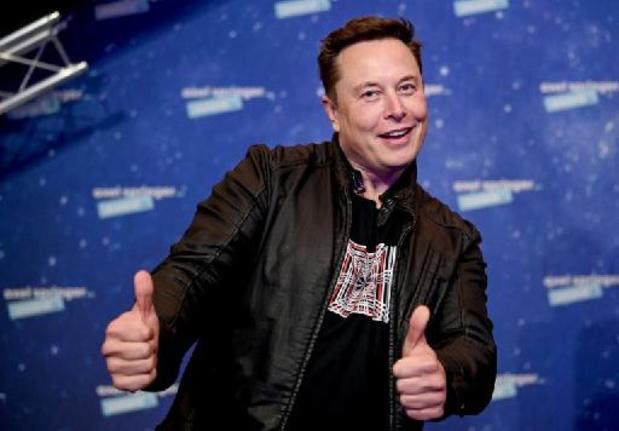 Vzw Stop Darmkanker schakelt Elon Musk in om mensen zich te laten testen