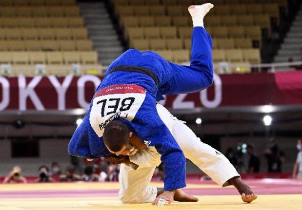 OS 2020 - Nikiforov verliest zijn tweede ronde van Portugese wereldkampioen