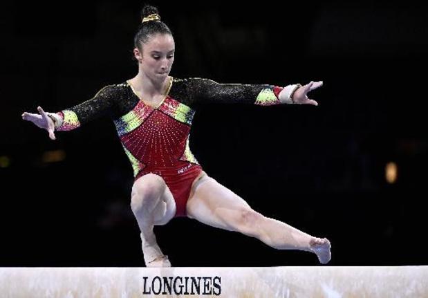 WB turnen Osijek - Belgische turners veroveren zes finaleplaatsen