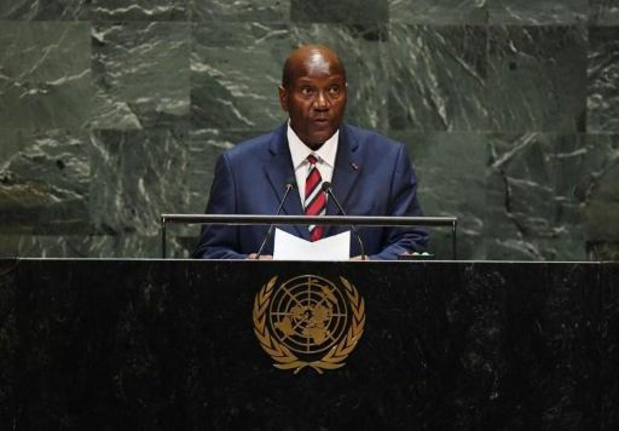 Côte d'Ivoire: démission du vice-président Daniel Kablan Duncan