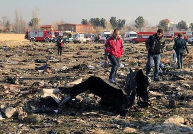 Iran en Oekraïne beginnen onderzoek naar neergestorte Boeing