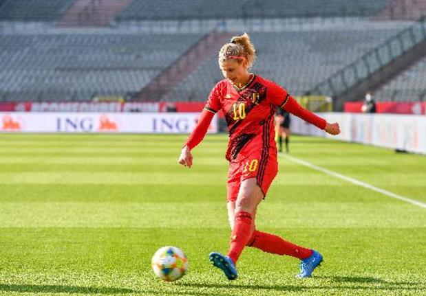 Belgen in het buitenland - Red Flame Justine Vanhaevermaet verhuist van Noorse LSK Kvinner naar Engelse Reading