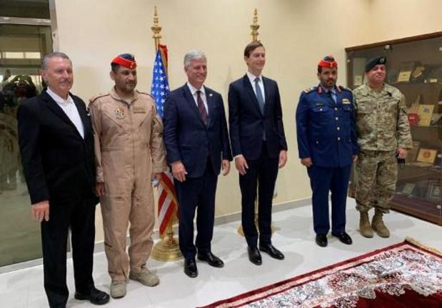 Une délégation américano-israélienne quitte les Emirats après une visite inédite