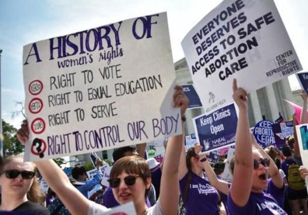 USA: plusieurs États restreignent l'accès à l'avortement sous prétexte du coronavirus