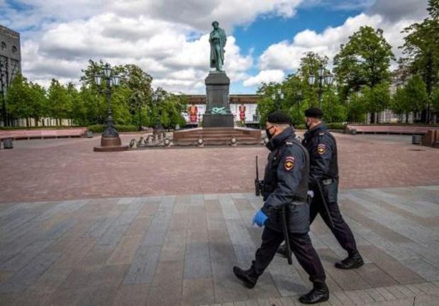 Recordaantal nieuwe sterfgevallen in Rusland, maar aantal zieken daalt