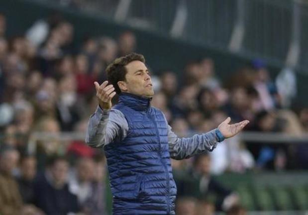 La Liga - Real Betis wisselt van coach
