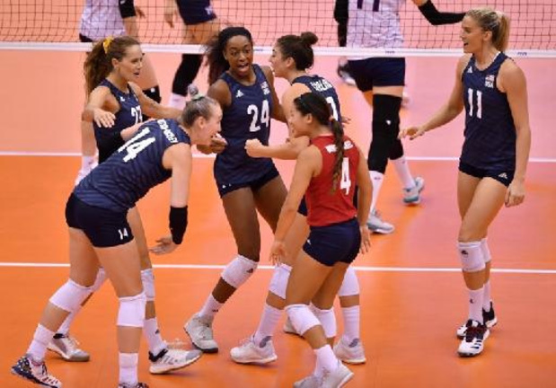 Ligue des Nations de volley dames - Les Etats-Unis conservent leur titre en battant à nouveau le Brésil