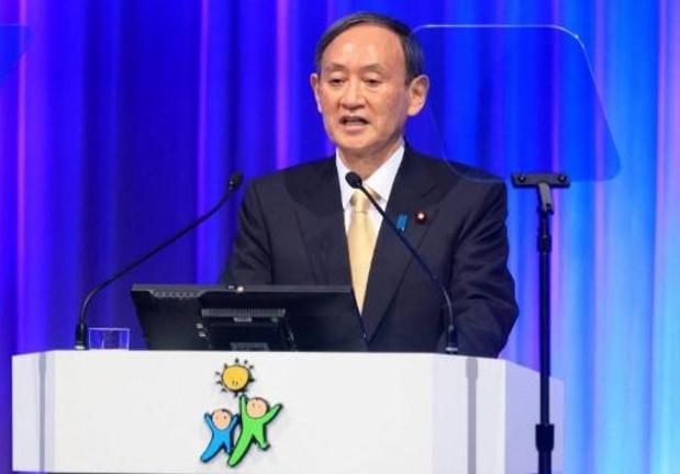 Les Jeux seront la preuve que le virus est vaincu, pense le Premier ministre japonais