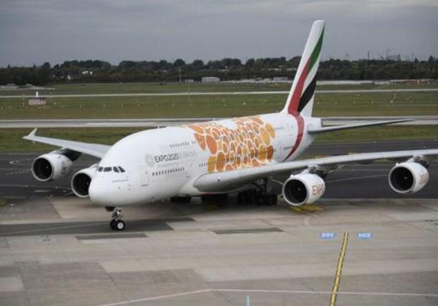 La compagnie Emirates annonce des suppressions d'emploi sans préciser le nombre
