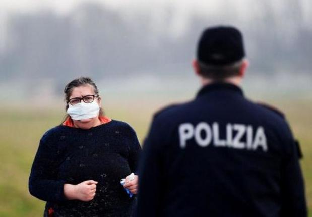 Coronavirus - Italië in crisismodus wegens coronavirus